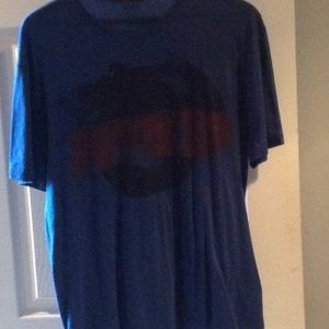 Gucci print tee shirt 💯authentic never worn